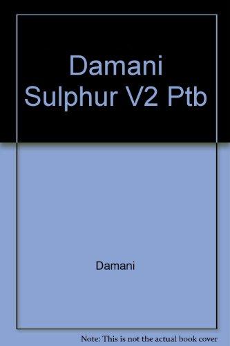 9780470215012: Damani Sulphur V2 Ptb