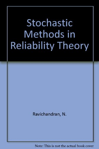 9780470216811: Stochastic Methods in Reliability Theory