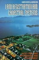 9780470217986: Land Registration and Cadastral Systems: Tools for Land Information and Management