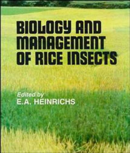 Biology and Management of Rice Insects (Hardback)