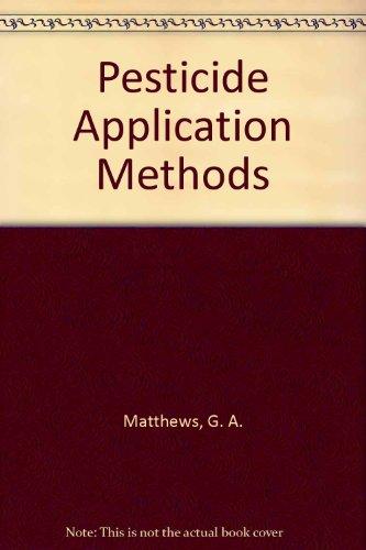 9780470218181: Pesticide Application Methods
