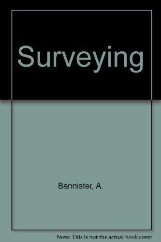 9780470218457: Surveying