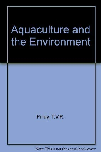 T v pillay abebooks aquaculture and the environment t v r fandeluxe Image collections