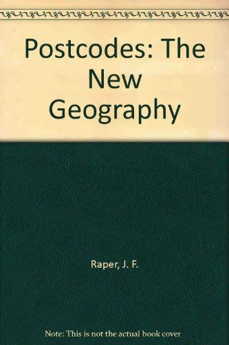 9780470218563: Postcodes: The New Geography