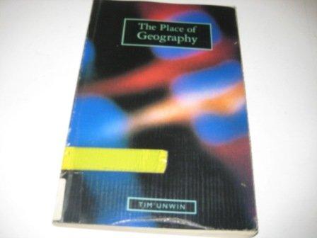 9780470219492: The Place of Geography