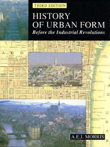 9780470219621: A History of Urban Form: Before the Industrial Revolution