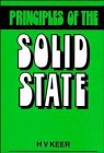 9780470220528: Principles of the Solid State
