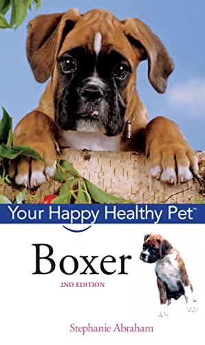 9780470221822: Boxer: Your Happy Healthy Pet