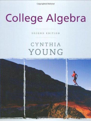 College Algebra: Young, Cynthia Y.