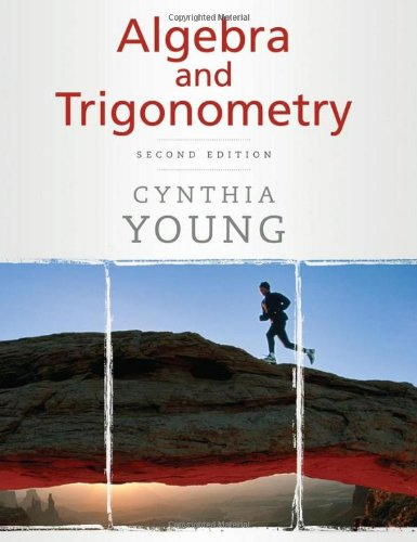 9780470222737: Algebra and Trigonometry