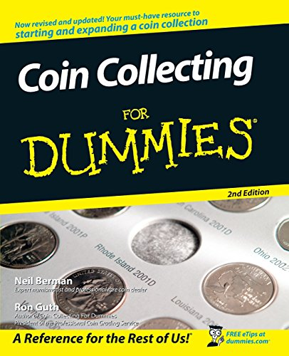 9780470222751: Coin Collecting For Dummies