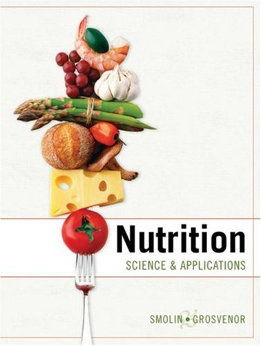9780470223031: Nutrition: Science and Applications with Booklet package