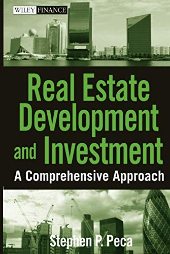 9780470223086: Real Estate Development and Investment: A Comprehensive Approach
