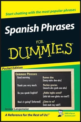 9780470224069: Spanish Phrases For Dummies