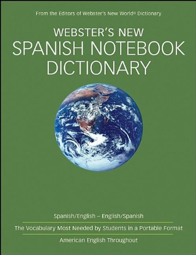 9780470224700: Webster's New Spanish Notebook Dictionary (Target Custom)