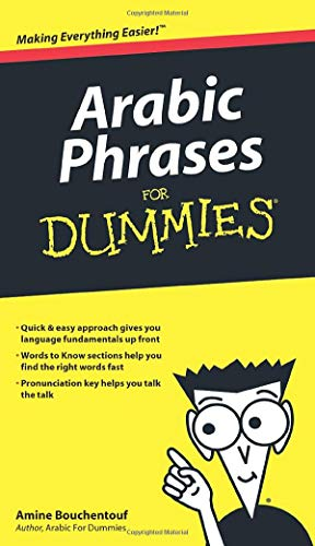 9780470225233: Arabic Phrases for Dummies
