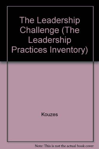 9780470225530: The Leadership Challenge