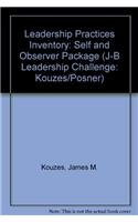 Leadership Practices Inventory Self And Observer Package: James M. Kouzes
