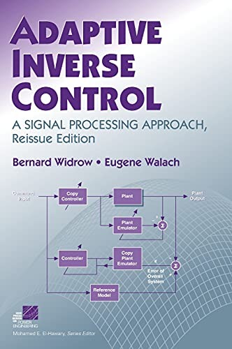 9780470226094: Adaptive Inverse Control, Reissue Edition: A Signal Processing Approach