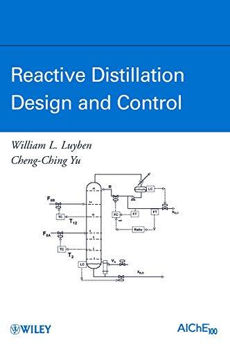 9780470226124: Reactive Distillation Design and Control