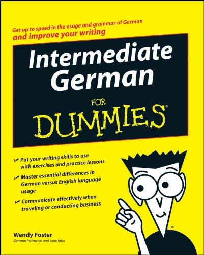 9780470226247: Intermediate German for Dummies