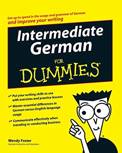 9780470226247: Intermediate German For Dummies
