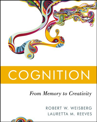 9780470226285: Cognition: From Memory to Creativity