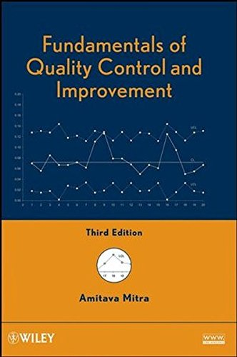 9780470226537: Fundamentals of Quality Control and Improvement