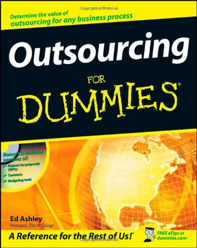 9780470226872: Outsourcing For Dummies