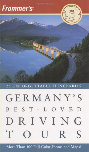 9780470226933: Frommer's Germany's Best-Loved Driving Tours