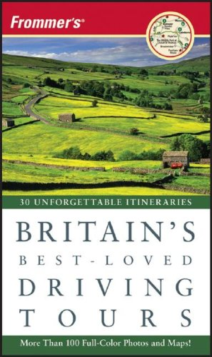 9780470226964: Frommer's Britain's Best-Loved Driving Tours