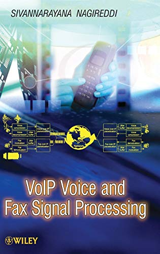 9780470227367: VoIP Voice and Fax Signal Processing