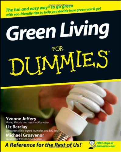 9780470227428: Green Living for Dummies (For Dummies S.)