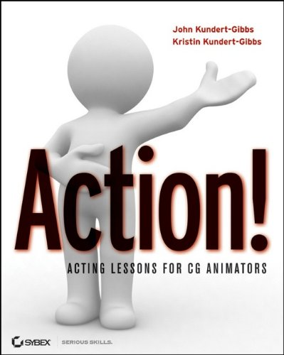 9780470227435: Action!: Acting Lessons for CG Animators