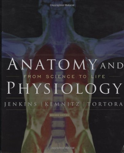 9780470227589: Anatomy and Physiology: From Science to Life