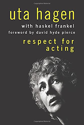9780470228487: Respect for Acting