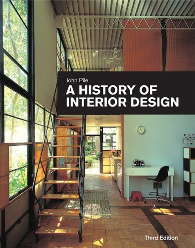 9780470228883: A History of Interior Design