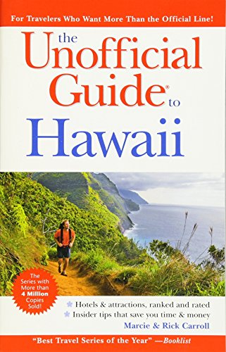 9780470229019: The Unofficial Guide to Hawaii (Unofficial Guides)