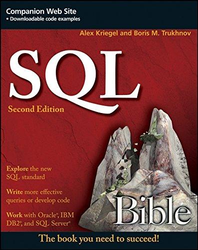 9780470229064: SQL Bible 2e w/WS