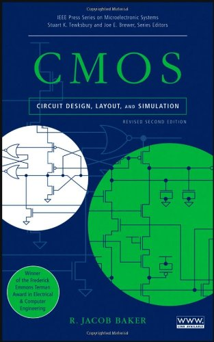 9780470229415: CMOS: Circuit Design, Layout, and Simulation