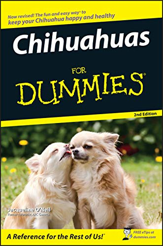 Chihuahuas for Dummies, Second Edition (Paperback)