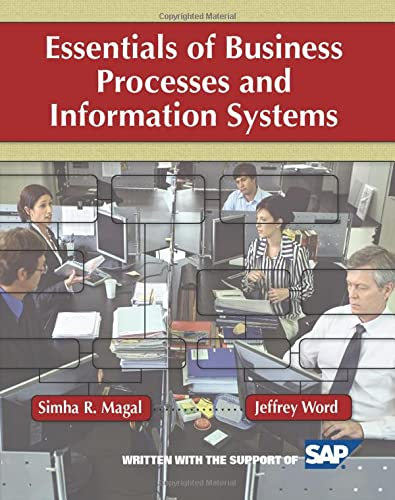 9780470230596: Essentials of Business Processes and Information Systems