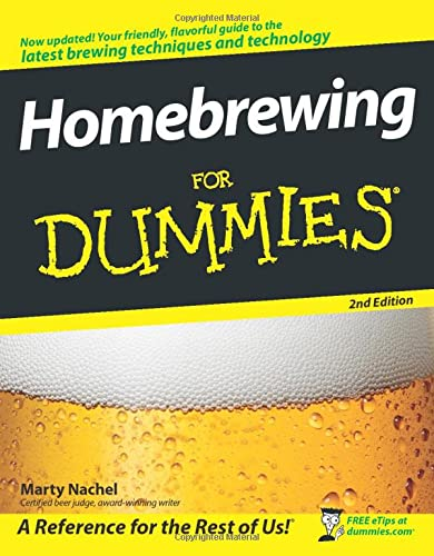 9780470230626: Homebrewing For Dummies, 2/e