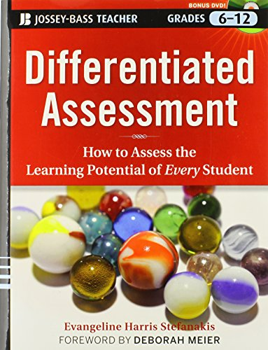 9780470230817: Differentiated Assessment: How to Assess the Learning Potential of Every Student (Grades 6-12)