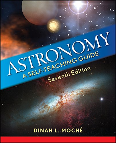 9780470230831: Astronomy: A Self-Teaching Guide, Seventh Edition (Wiley Self-Teaching Guides)