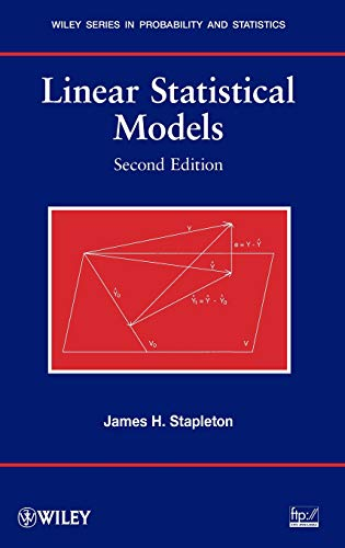 9780470231463: Linear Statistical Models (Wiley Series in Probability and Statistics)