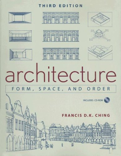 9780470231531: Architecture: Form, Space, and Order
