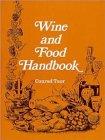 9780470233535: Wine and Food Handbook/Aide-Memoire Du Sommelier