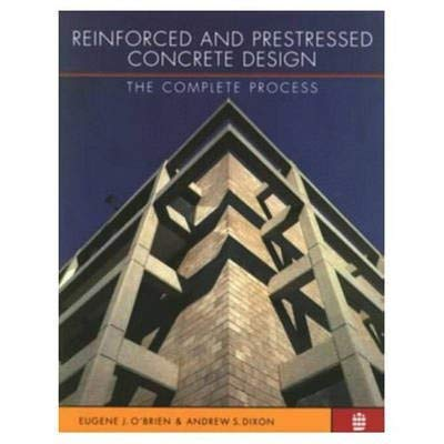 9780470233658: Reinforced and prestressed concrete design: The complete process