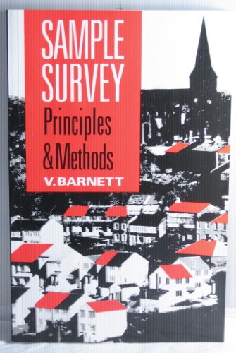 9780470233894: Sample Survey Principles and Methods